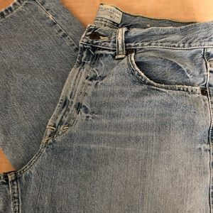 American Eagle Outfitters Blue Bootcut Jeans